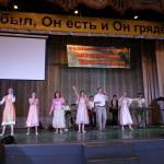 Каждый день конференции всегда начинался с молитвы и поклонения Богу.